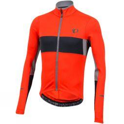 Pearl Izumi Mens Elite Escape Thermal Long Sleeve Jersey Orange