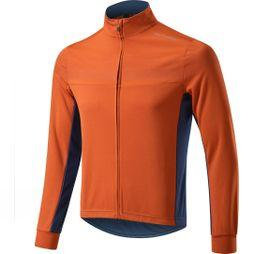Altura Mens Nightvision 4 Long Sleeve Jersery Orange/ Navy