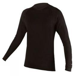Endura Baa Baa Merino Long Sleeve Base Layer Black / None
