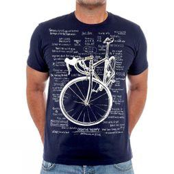 Cycology Cognitive Therapy Mens Tee Navy