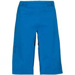 Vaude Mens Moab Rain Shorts Radiate Blue