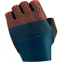 Altura Progel Cycling Mitt Teal / Orange