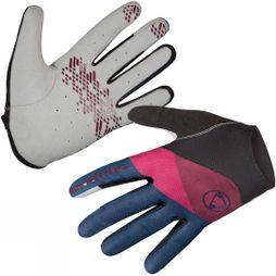 Endura Hummvee Lite Gloves Mulberry