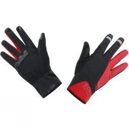 Gore Bikewear POWER GORE® WINDSTOPPER®  Gloves Red