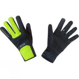 Gore M Windstopper Thermo Gloves Blk / Yellow