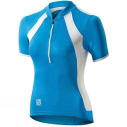 Altura Womens Spirit Short Sleeve Jersey Blue/White
