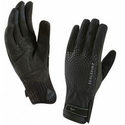 SealSkinz Womens All Weather XP Cycle Glove Black