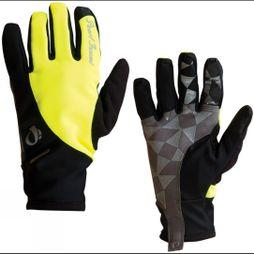 Pearl Izumi Womens Select Softshell Glove Yellow