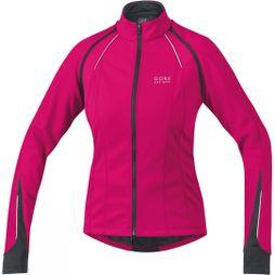 Gore Bikewear Womens Phantom GWS Zip Off Jacket Pink/Black