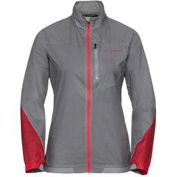 Vaude Womens Moab UL Jacket Pewter Grey