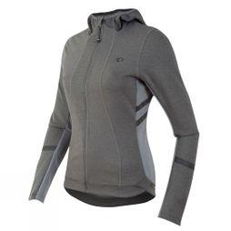 Pearl Izumi Womens Elite Escape Thermal Hoody Mid Grey