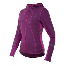 Pearl Izumi Womens Elite Escape Thermal Hoody Purple
