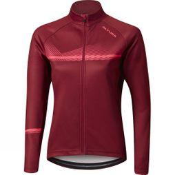 Altura Womens Airstream Long Sleeve Jersey Beat Red