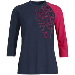 Vaude Women's Moab LS Shirt III Eclipse