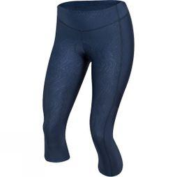 Pearl Izumi Womens Escape Sugar Cycling 3/4 Tight - Black Navy