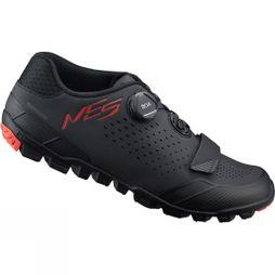 Shimano Mens ME5 MTB Shoes Black
