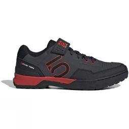 5.10 Kestrel MTB Shoe Carbon/Core Black/Red