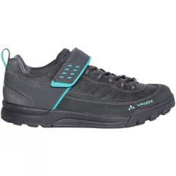 Vaude Womens Moab Low AM Shoe Iron