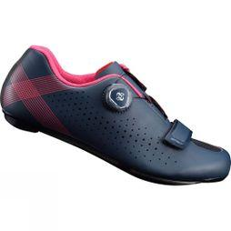Shimano Womens RP5W Road Shoe Navy