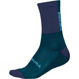 Endura BaaBaa Merino Winter Sock (One Pair) Kingfisher