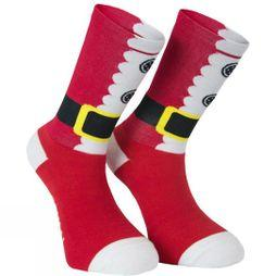 Primal Santa Socks Grren/ Red/ White