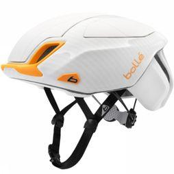 Bolle One Road Premium Helmet White          /Orange