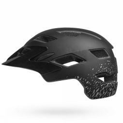 Bell Sidetrack Youth Helmet Matte Black/ Silver