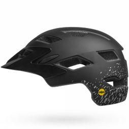 Bell Sidetrack Youth Mips Helmet Matte Black/ Silver