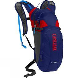 CamelBak Lobo Hydration Pack 100 oz PITCH BLUE/RACING RED