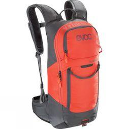 Evoc FR Lite Race Protector 10L MTB Back Pack Grey/Orange