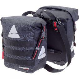 Axiom Monsoon Hydracore 32+ Pannier Set Black