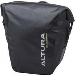 Altura Sonic 25 Waterproof Pannier Black