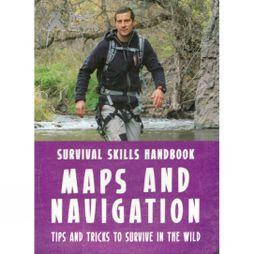 Bonnier Publishing Bear Grylls: Maps and Navigation 1st ed, March 2017