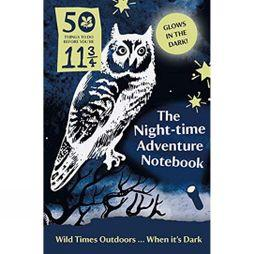 National Trust The Night Time Adventure Notebook .