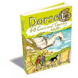 Pocket Mountains Ltd Dorset 40 Coast and Country Walks 1st Edition, May 2018
