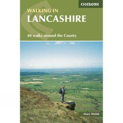 Cicerone Walking in Lancashire No Colour