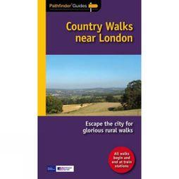 Jarrold Publishing Country Walks Near London Pathfinder 72 No Colour