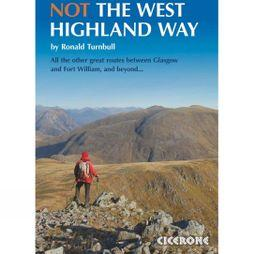 Cicerone Not the West Highland Way No Colour