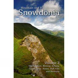 Mountain & Hill Walking in Snowdonia Vol 2