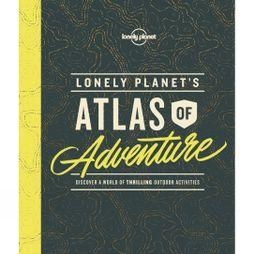 Lonely Planet Atlas of Adventure 1st ed, Sept 2017