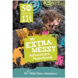 National Trust My Extra Messy Adventure Notebook .