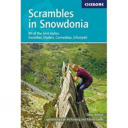 Cicerone Scrambles in Snowdonia 2017 3rd edition, August 2017
