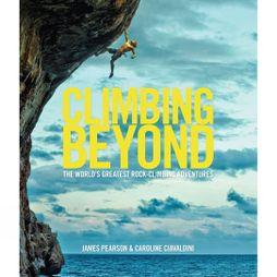 Aurum Press Climbing Beyond 1st ed, Sept 2017