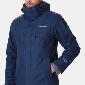 Mens Bugaboo II Fleece Interchange Jacket