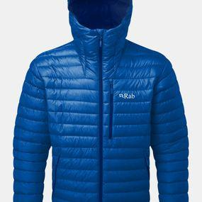 Rab Mens Microlight Alpine Hiking Jacket