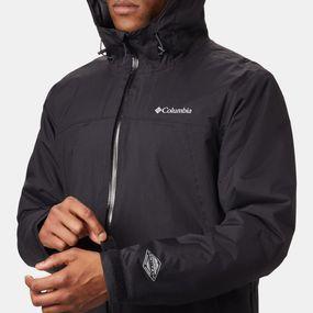 Mens Top Pine Insulated Rain Jacket