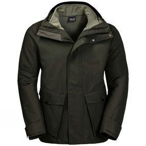 Mens Falster Harbour 3In1 Jacket