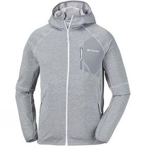 Mens Triple Canyon Hooded Fleece