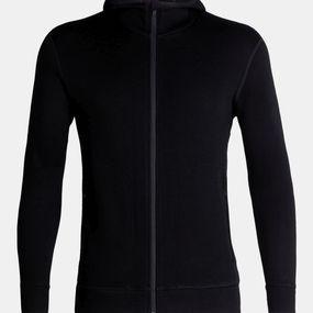 Mens Elemental Ls Zip Hood