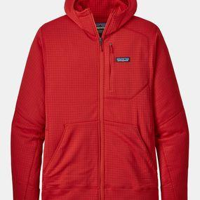 Patagonia Mens R1 Full Zip Hoody